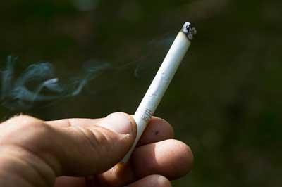 犬の寿命が縮まるタバコ