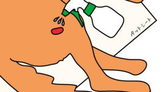 床ずれ褥瘡-パッドによる湿潤療法②