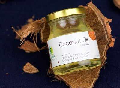 被毛ケアにオススメのココナッツオイル